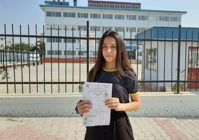 Osmaniye'nin Kadirli ilçesinde Liselere Geçiş Sınavına (LGS) giren öğrencinin, sınavdan sonra cevap kağıdının kaybolduğu ortaya çıktı.