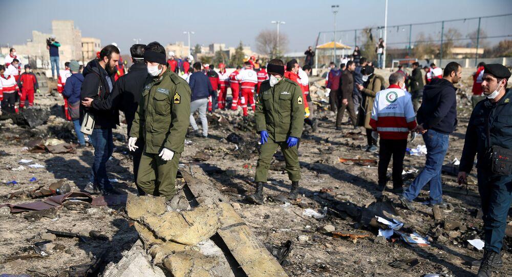 İran- Ukrayna Havayolları