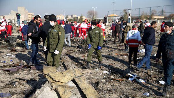 İran- Ukrayna Havayolları - Sputnik Türkiye