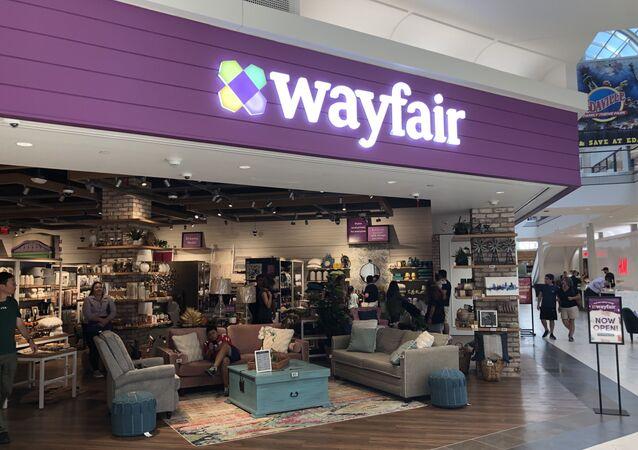 Wayfair mağaza