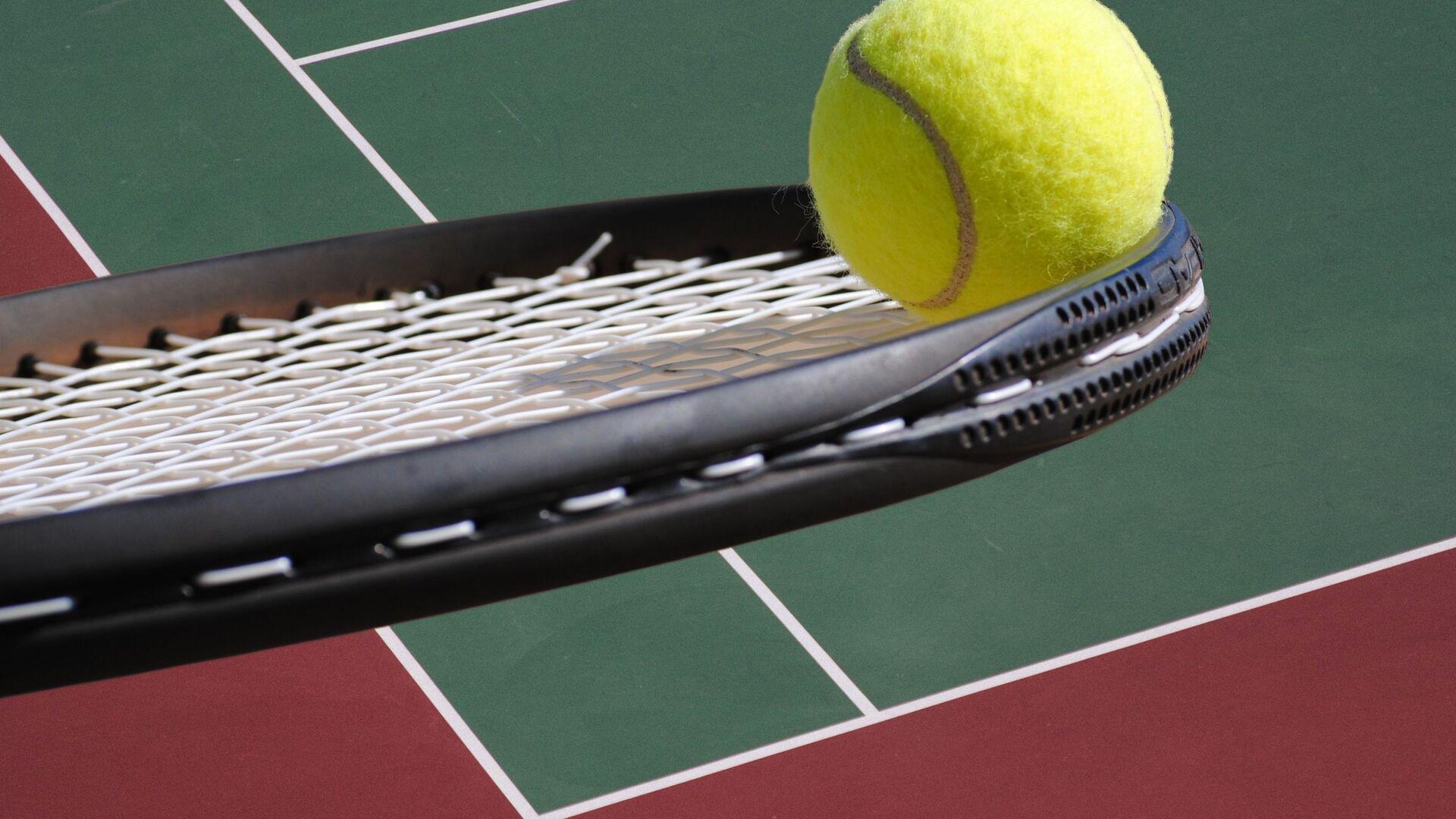 tenis-raket-tenis topu - Sputnik Türkiye, 1920, 15.09.2021