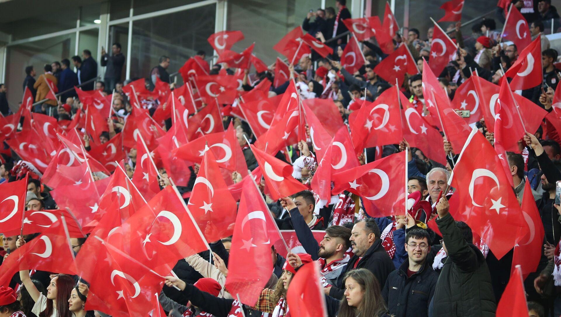 maç-seyirci-tribün - Sputnik Türkiye, 1920, 28.07.2021