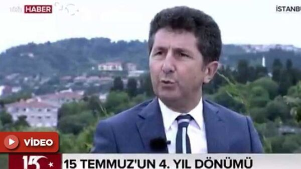 Prof. Dr. Ali Köse - Sputnik Türkiye