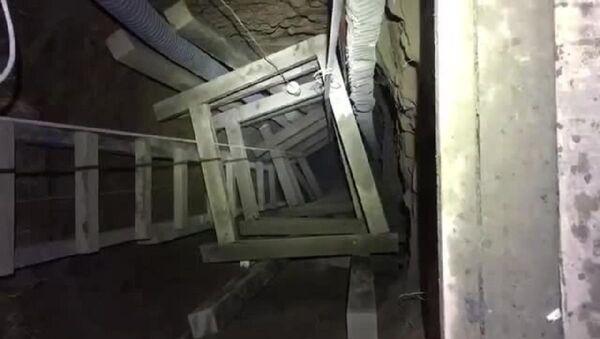 Define avcıları evin salonundan 3 ayda 21 metre kuyu kazdırdı - Sputnik Türkiye