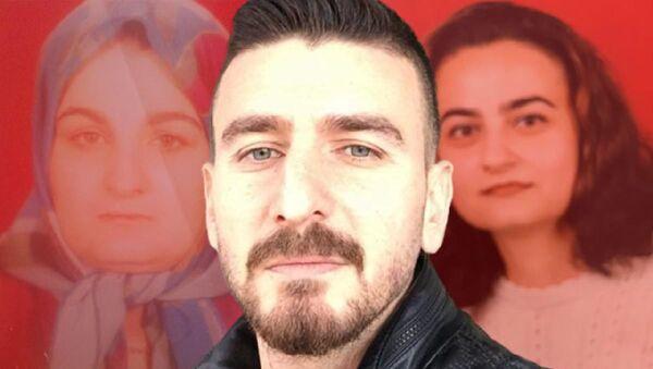 Trabzon'da Adem Ergül (36), 20 yıl önce 7 aylık hamile ablası Özlem Çakmak ile annesi Havva Ergül'ü öldüren ve tahliye olan eniştesi Muzaffer Çakmak'ı, tabancayla vurarak öldürdü. 20 yıl sonra anne ve ablasının intikamını almak için cinayeti işlediğini söyleyen Ergül, tutuklandı. - Sputnik Türkiye