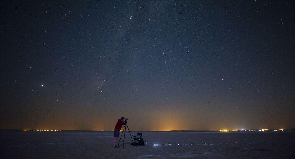 Neowise kuyruklu yıldızı İç Anadolu'da görüldü