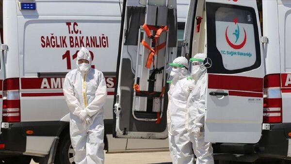koronavirüs, karantina - Sputnik Türkiye