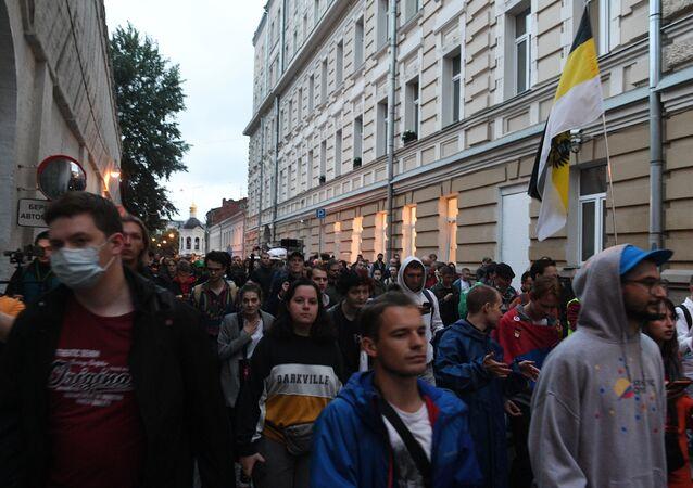 Rusya'daki anayasal reform protestoları