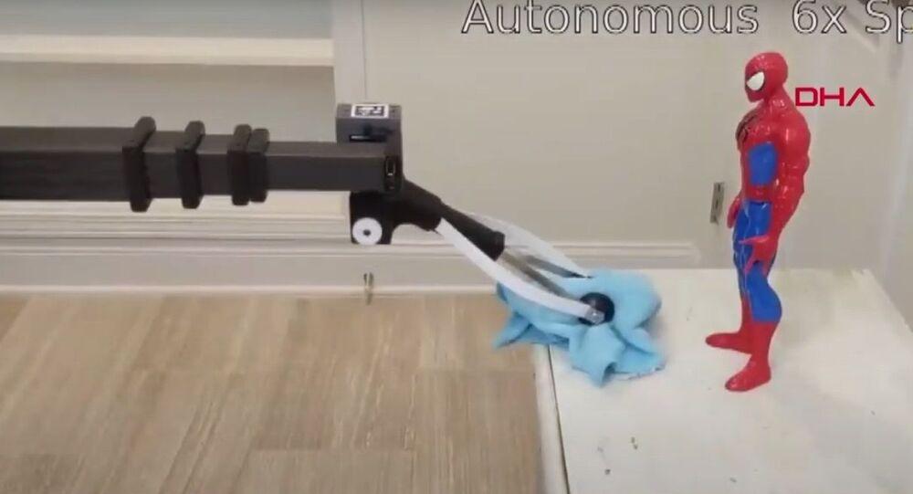 Ev işleri için geliştirilen robot Stretch
