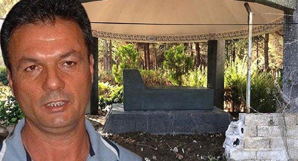 Antalya'nın Alanya ilçesi eski Kestel belde belediye başkanı İsa Küçülmez, 2002 yılında trafik kazasında hayatını kaybetti. Küçülmez'in vefatının ardından bir süredir Alman sevgilisinin çocuğuyla ilgili babalık davası sürerken, mahkeme heyetiyle birlikte mezarı açılarak DNA örneği alındı.