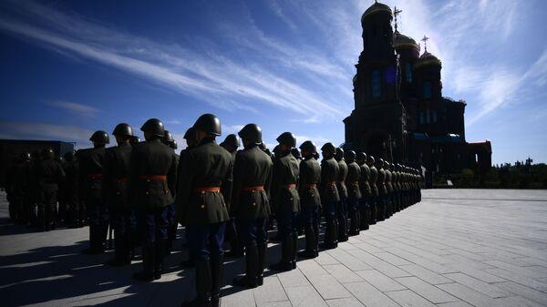 asker, Rusya - Sputnik Türkiye