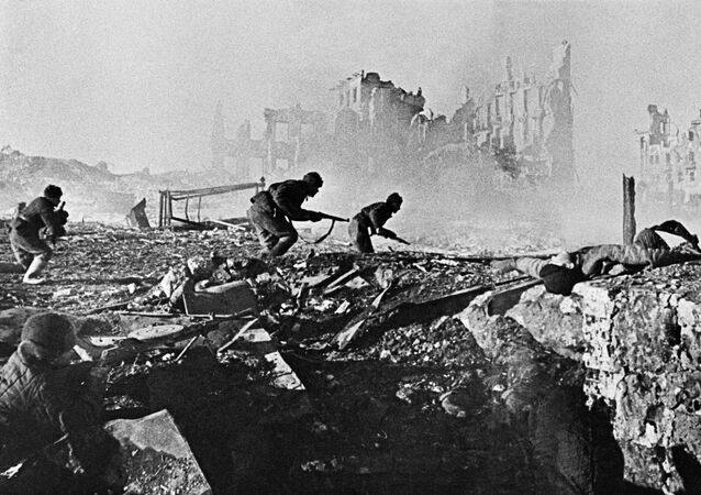 Stalingrad Muharebesi