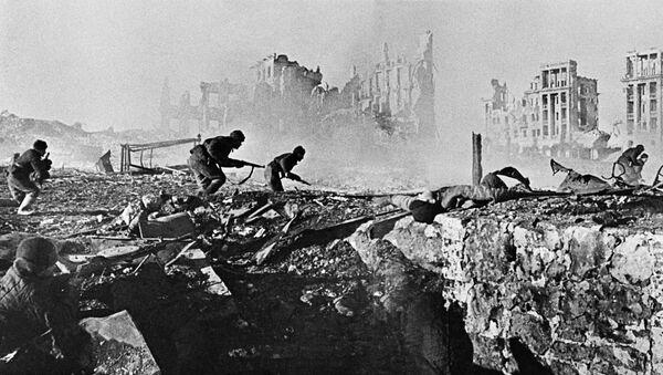 Stalingrad Muharebesi - Sputnik Türkiye