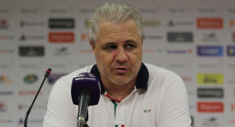 Gaziantep Futbol Kulübü Teknik Direktörü Marius Sumudica