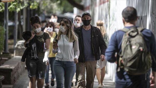Maske, koronavirüs, Türkiye - Sputnik Türkiye