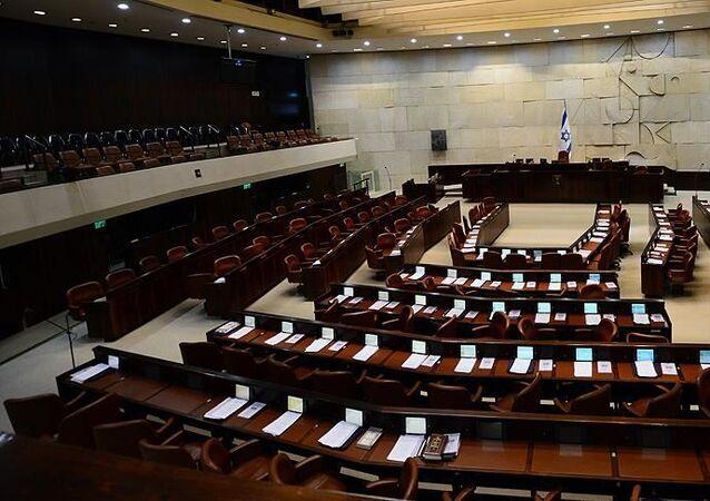 İsrail, meclis