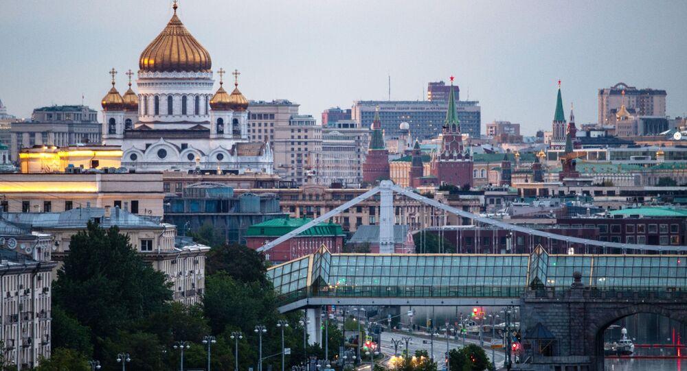 Kremlin - Moskova - Rusya