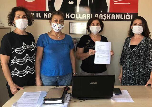 CHP Muğla Kadın Kolları Başkanlığı