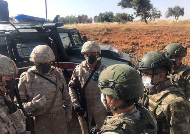 Rusya-Türkiye, ortak devriye, M4 Karayolu, Suriye