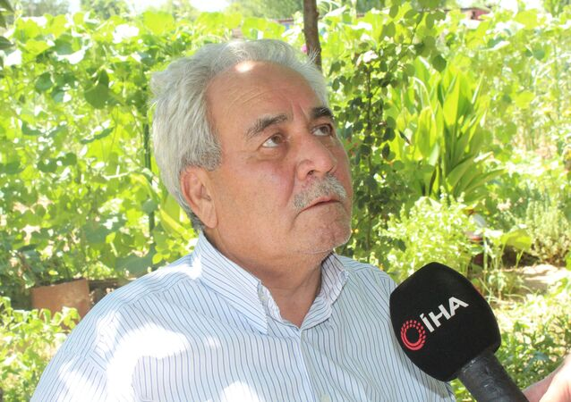 Pınar Gültekin'in öldürüldüğü Menteşe Karabağlar yaylasındaki bağ evine komşu olan Ali Sel