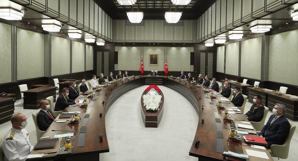 MGK toplantısı