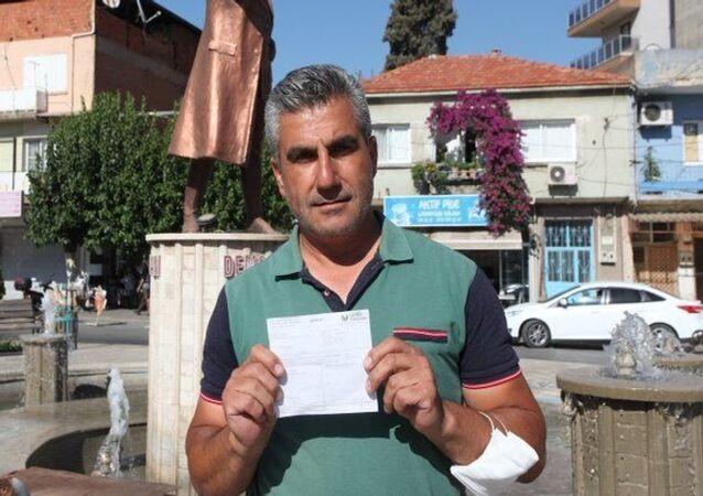 Serkan Yirmibeş, yanlışlıkla hesabına yatırılan 29 bin lirayı sahibine gönderdi