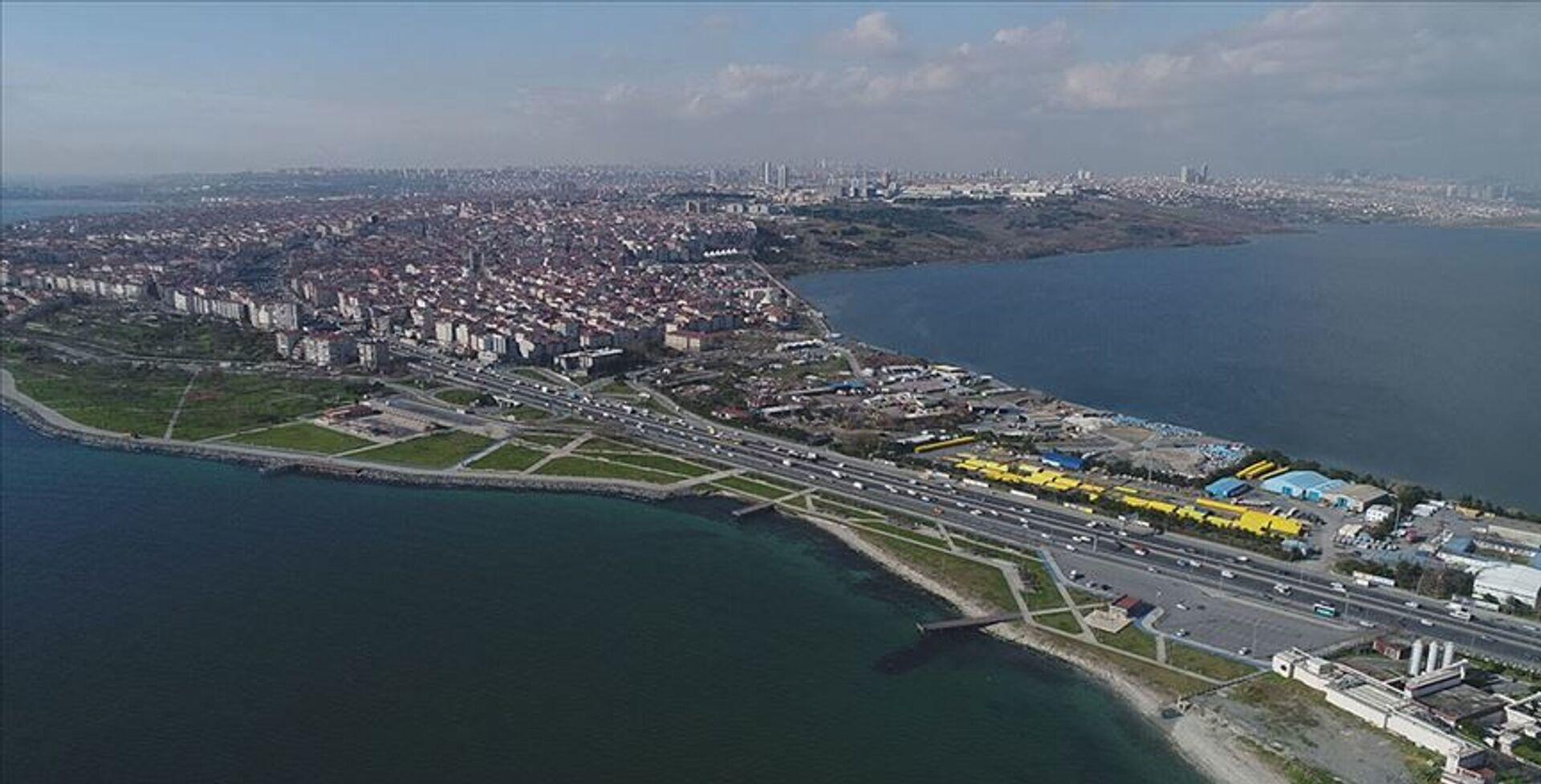 Kanal İstanbul projesi - Sputnik Türkiye, 1920, 17.04.2021