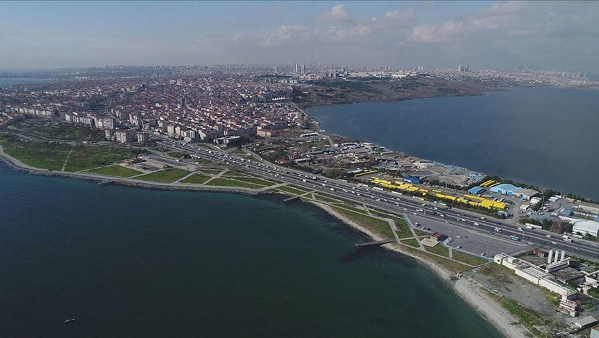 Kanal İstanbul projesi - Sputnik Türkiye, 1920, 21.05.2021