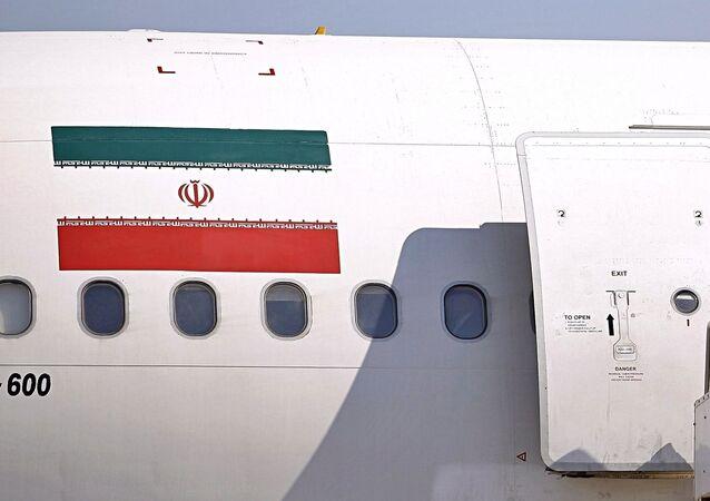İran yolcu uçağı
