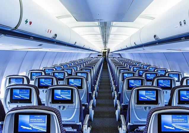 Uçak, uçak kabini