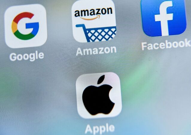Amazon, Apple, Google ve Facebook