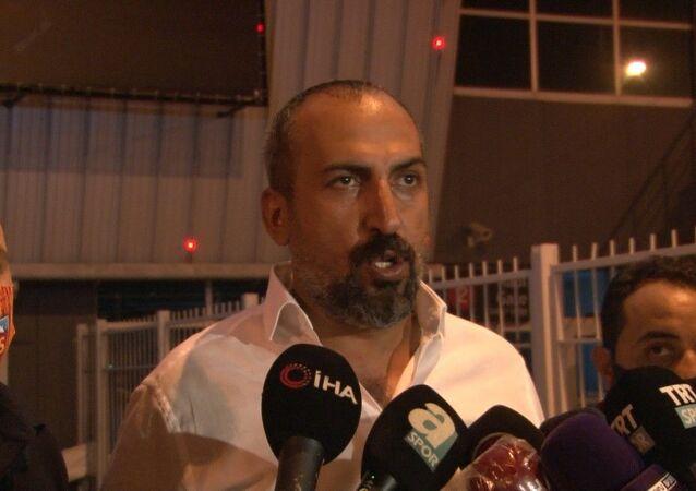 Kayserispor Basın Sözcüsü Mustafa Tokgöz