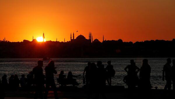 İstanbul- Sahil- Boğaz - Sputnik Türkiye