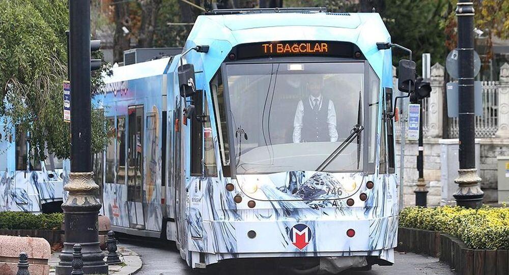 Kabataş- Bağcılar tramvay hattı