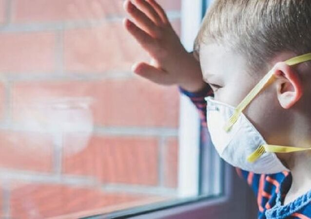 Çocuklar-koronavirüs