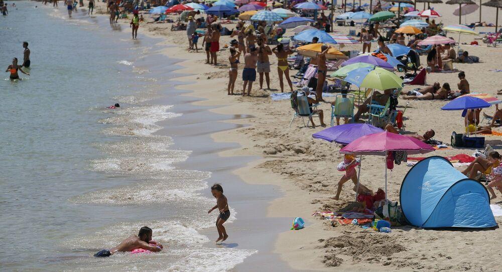İspanya  - deniz - plaj - Mallorca