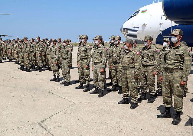Azerbaycan Türkiye ortak tatbikat