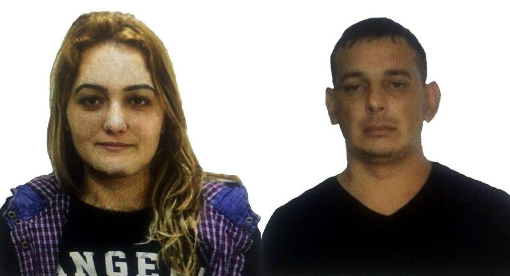 Kovid-19 şüphesiyle hastaneye götürülürken kaçırılan hükümlü ve eşi yakalandı