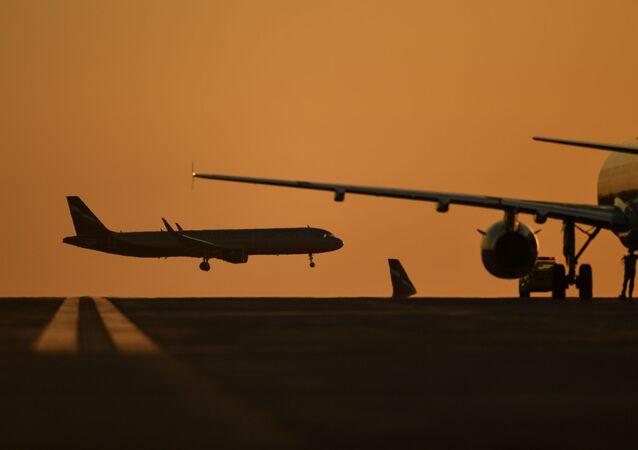 Aeroflot Airlines Rusya