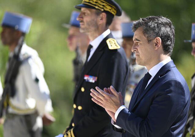 Fransa İçişleri Bakanı Gerald Darmanin, 1. Dünya Savaşı'nda Fransa tarafında savaşırken hayatını kaybeden Müslüman askerleri anmak için Verdun Muharebe Alanı'nı ziyaret etti.
