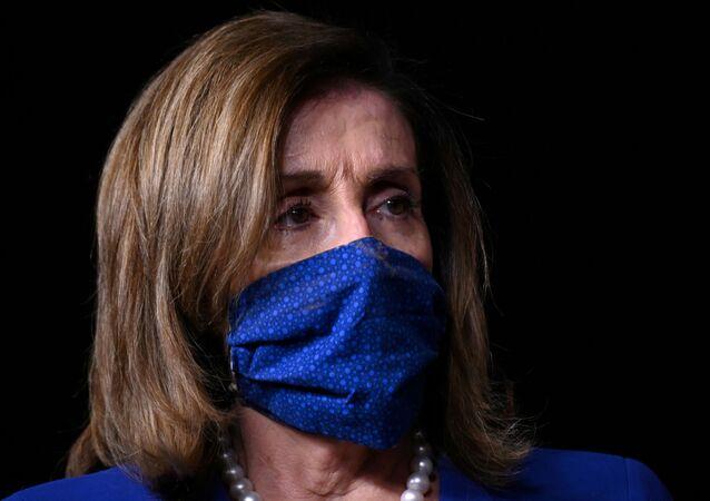 ABD Temsilciler Meclisi Başkanı Nancy Pelosi