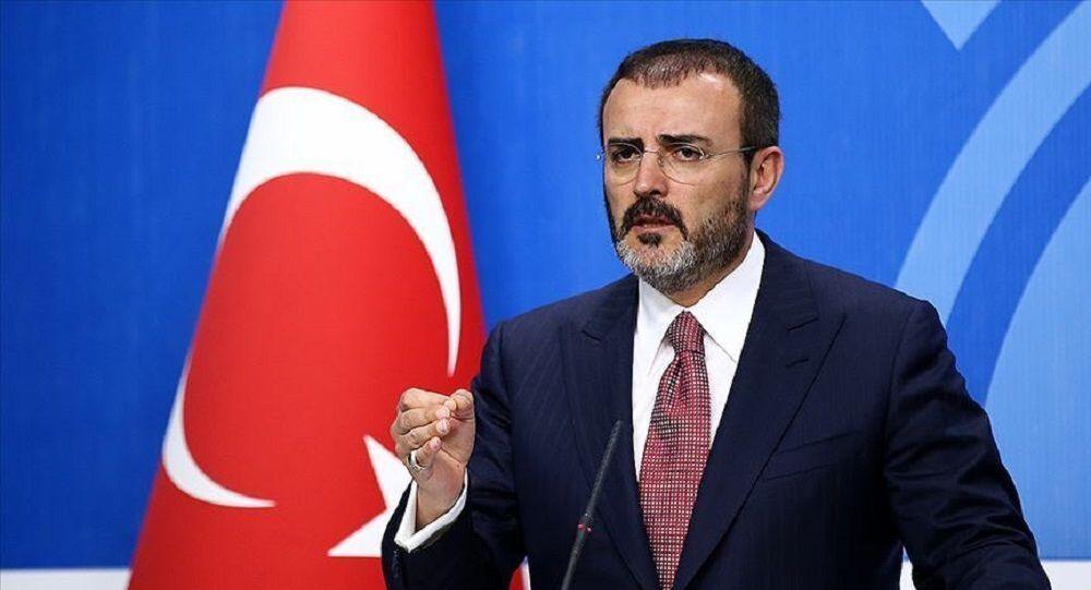 AK Partili Ünal: Erdoğan milletin adamı olduğu için yedi düvel onunla  mücadele ediyor - Sputnik Türkiye