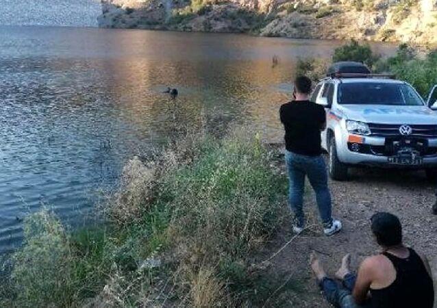 Bilecik'te gölete düşen anne ile kızı boğuldu