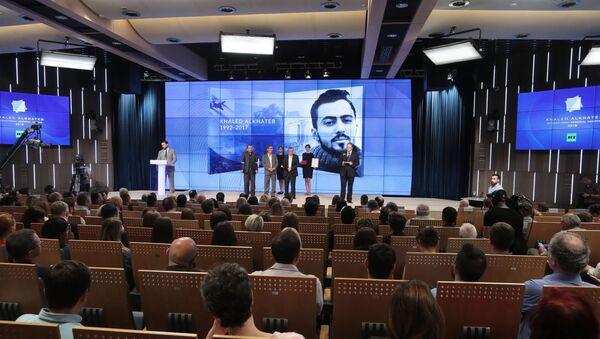 Khaled Alkhateb International Memorial Awards - Sputnik Türkiye