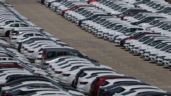 otomobil, araç, satış, araba - Sputnik Türkiye