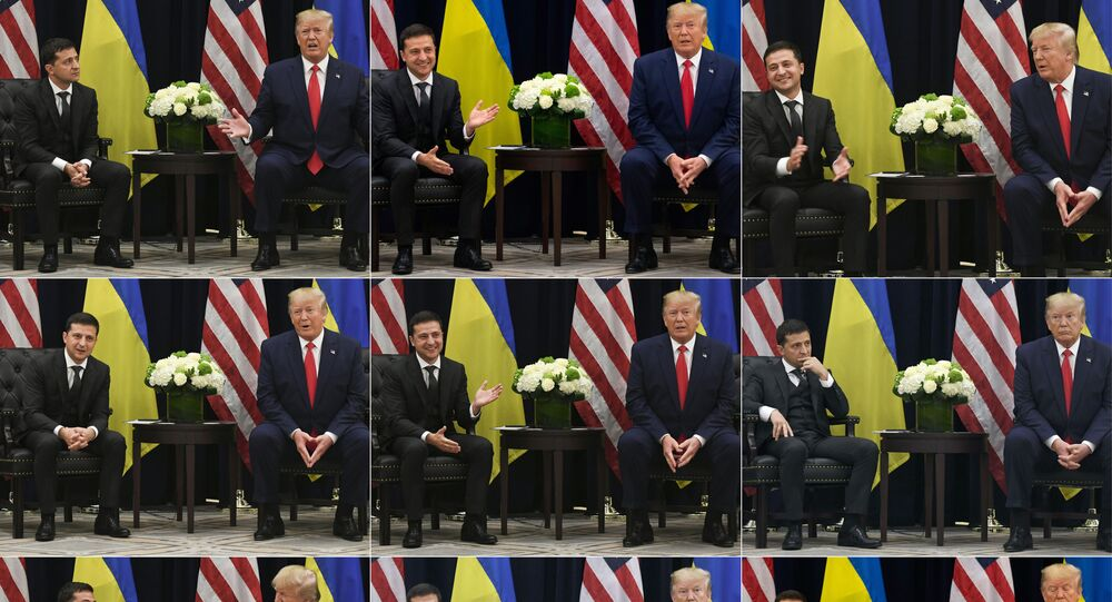 Donald Trump- Vladimir Zelenskiy