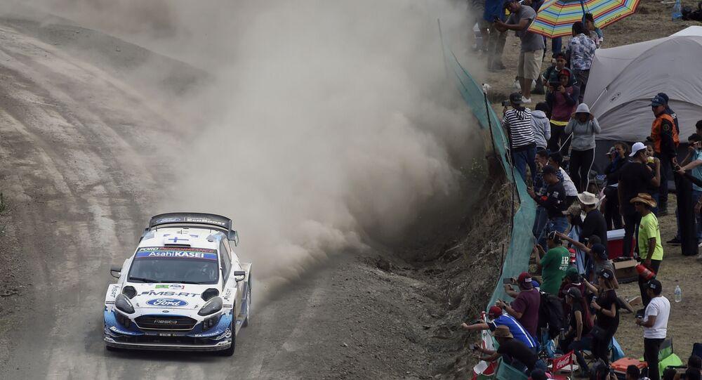 WRC- Ralli