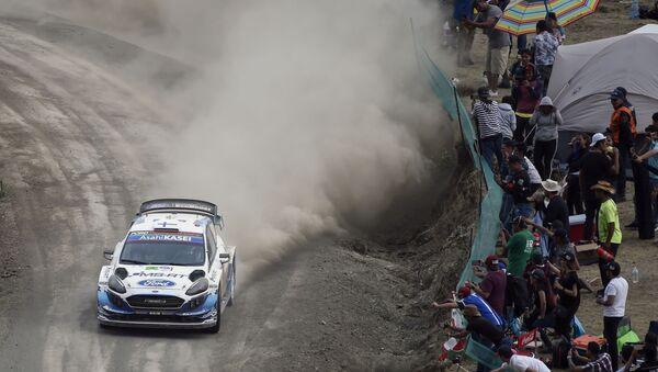 WRC- Ralli - Sputnik Türkiye