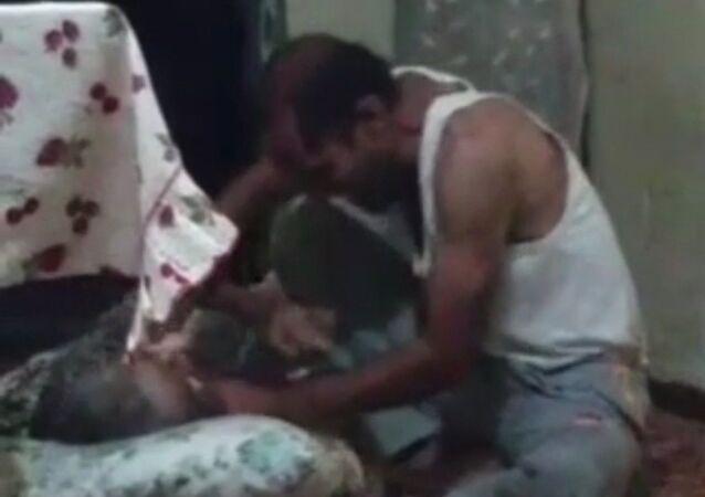 Oğlunun işkencesine maruz kaldığı iddia edilen yatalak kadın devlet korumasına alındı