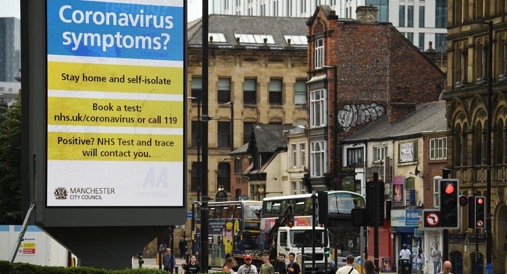 Koronavirüs - Kovid-19 - İngiltere